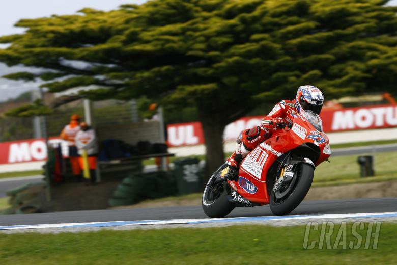 Stoner, Australian MotoGP 2009