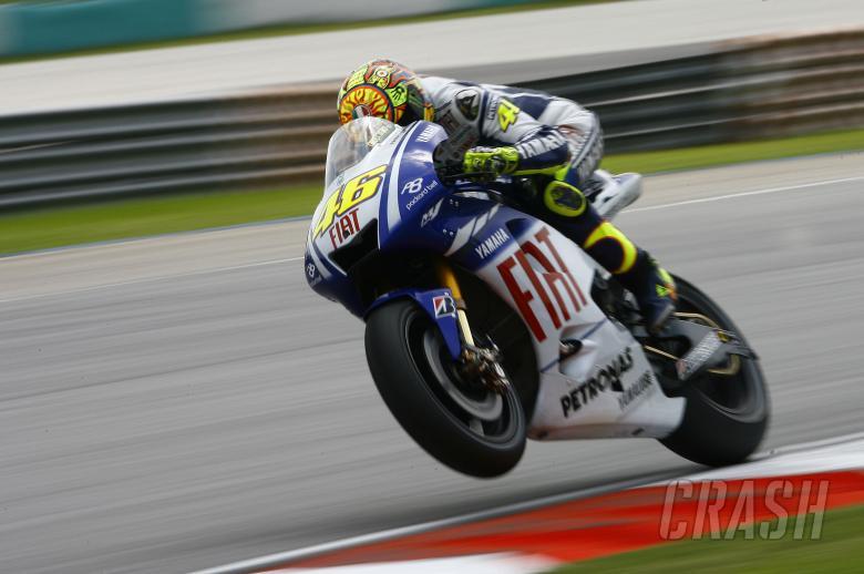 Rossi, Malaysian MotoGP 2009