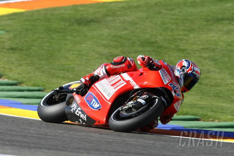 Stoner, Valencia MotoGP 2009