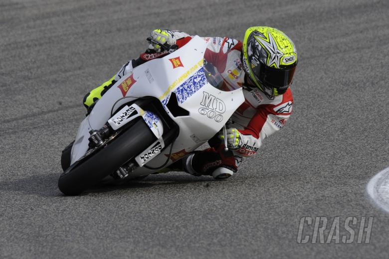 Elias, Valencia MotoGP Test 2009