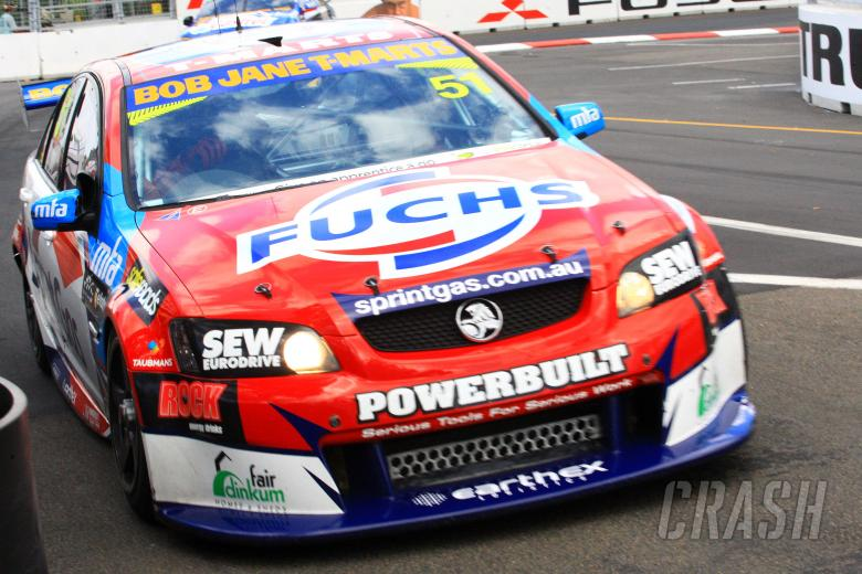 Greg Murphy (NZ) Sprint Gas Racing Tasman Motorsport Commodore  Races 25 and 26 Sydney Telstra 50