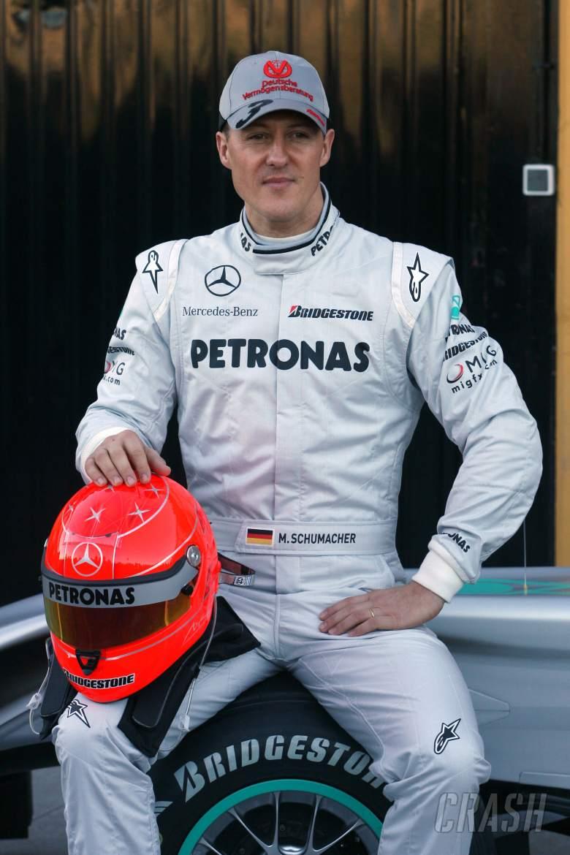 ,  - 01.02.2010 Valencia, Spain, Michael Schumacher (GER), Mercedes GP - Formula 1 Testing, Valencia