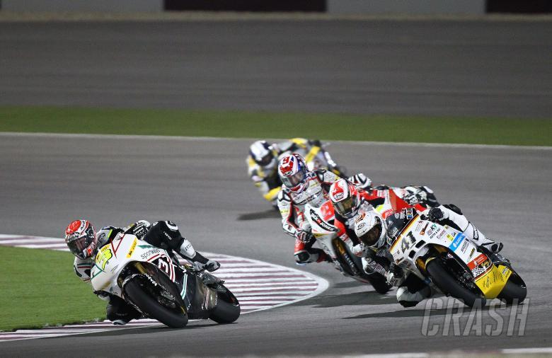 Corsi, Moto2 race, Qatar MotoGP 2010
