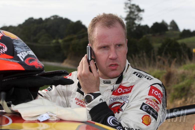 Phil Mills (GB) Citroen C4 WRC