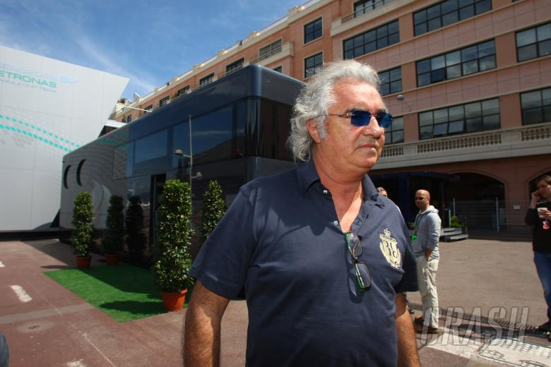 , , Friday, Flavio Briatore (ITA)