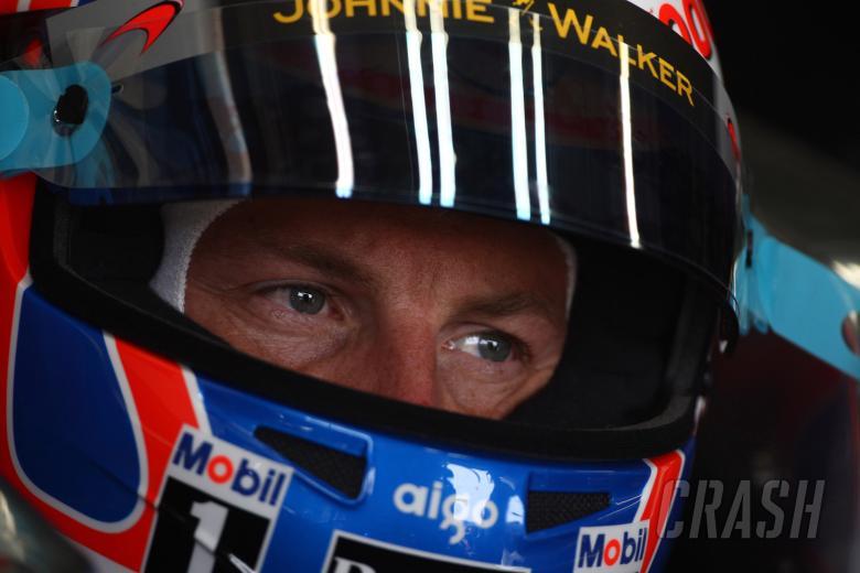 Saturday Practice, Jenson Button (GBR), McLaren  Mercedes, MP4-25