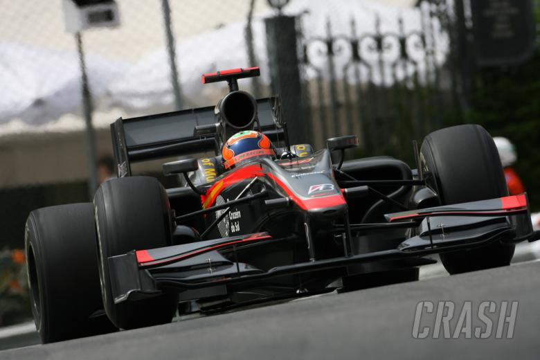 Saturday Practice, Karun Chandhok (IND), Hispania Racing F1 Team (HRT), F110