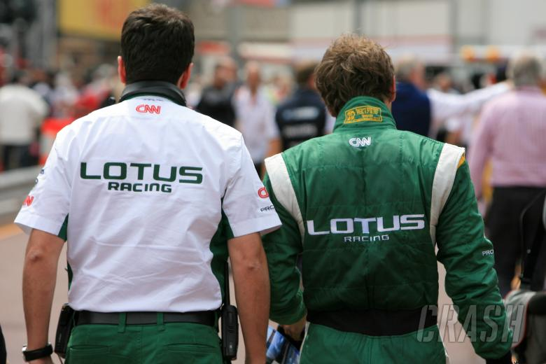 Saturday Practice,  Jarno Trulli (ITA), Lotus Racing, T127