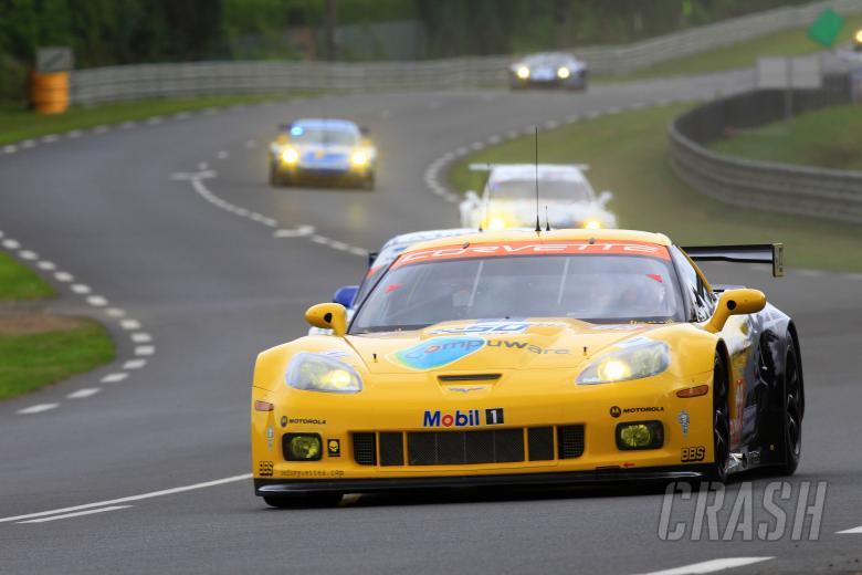 Oliver Gavin (GBR) Olivier Baretta (MCO) Emmanuel Collard (Fra)  #64 Corvette Racing , Corvette ZR1