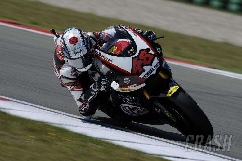 Tomizawa, Dutch Moto2 2010