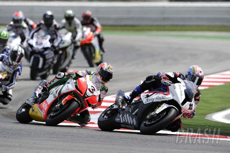 Corser, Race Start, Misano WSBK Race 1 2010