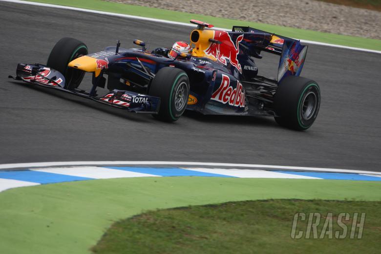 ,  - Friday Practice 2, Sebastian Vettel (GER), Red Bull Racing, RB6