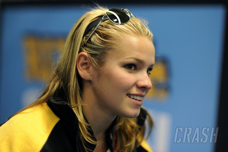Elena Myers, US MotoGP 2010, Babe