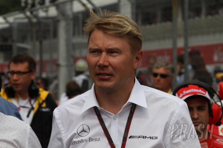 , , Race, Mika Hakkinen (FIN), ex F1 driver