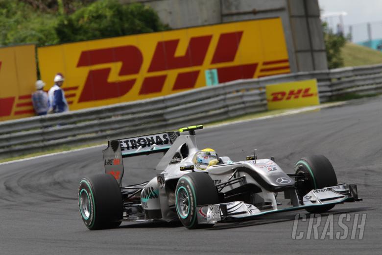 Nico Rosberg (GER), Mercedes GP F1 Team, MGP W01