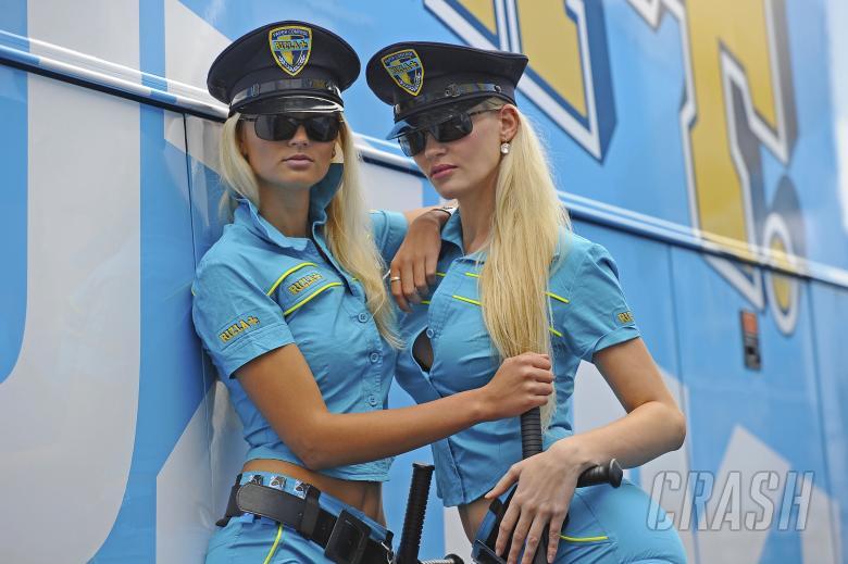 Girls, Czech MotoGP 2010, Babe
