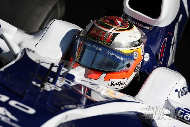 Friday Practice 2, Nico Hulkenberg (GER), Williams, FW32