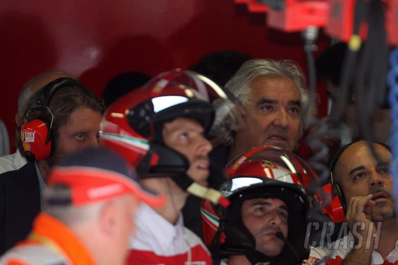, - Qualifying, Flavio Briatore (ITA), Renault F1 Team, Team Chief, Managing Director and