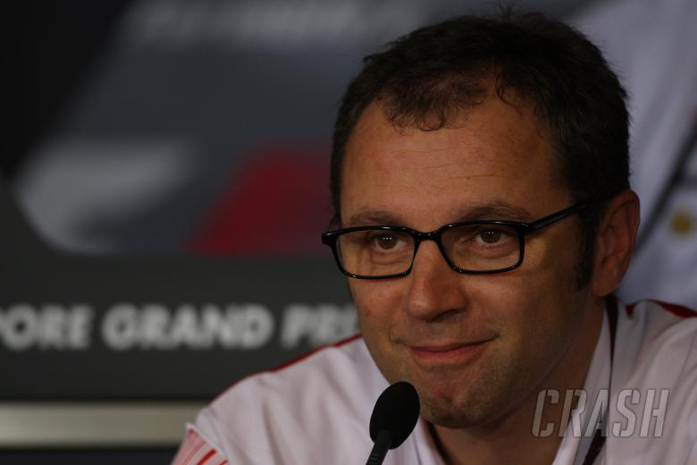 Friday, Press conference, Stefano Domenicali (ITA), Head of the Gestione Sportiva
