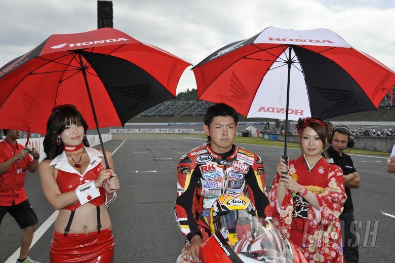 Kouki Takahashi, Japanese Moto2 Race 2010