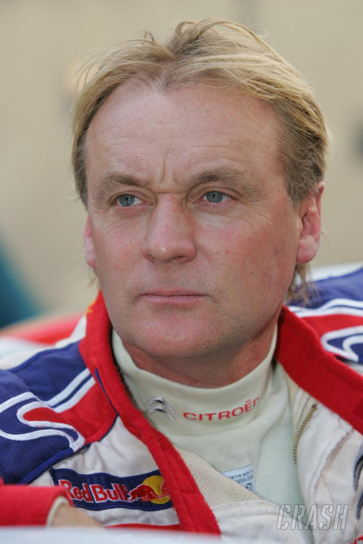 Phillipe Bugalski (FRA), security car driver