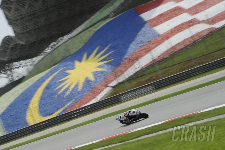 Lorenzo, Malaysian MotoGP 2010