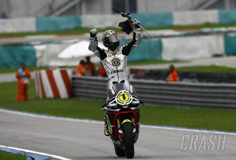 Elias, Malaysian Moto2 GP 2010
