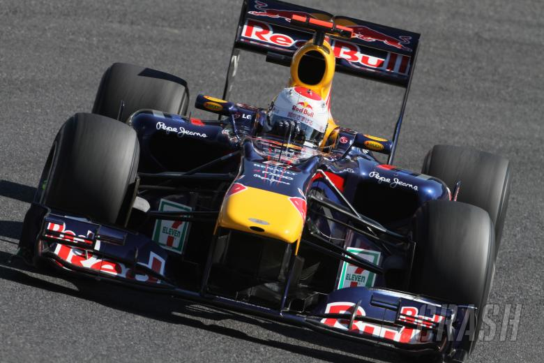 Sunday, Qualifying, Sebastian Vettel (GER), Red Bull Racing, RB6