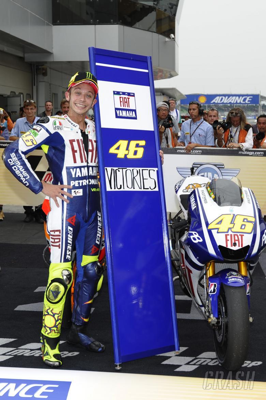 Rossi, Malaysian MotoGP 2010