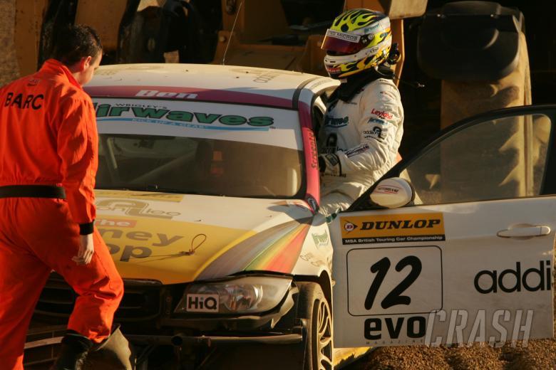 Ben Collins (GBR) Motorbase BMW
