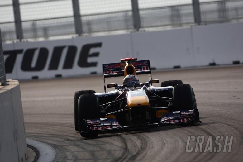 Sebastian Vettel (GER), Red Bull Racing, RB6