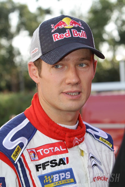 Sebastien Ogier (F) Citroen C4 WRC, Citroen Junior Team