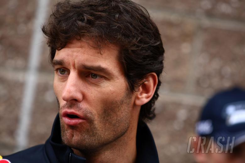 Sunday, Mark Webber (AUS), Red Bull Racing, RB6