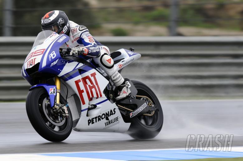 Lorenzo, Portuguese MotoGP 2010