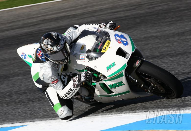 West, Portuguese Moto2 GP 2010