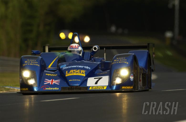 , , Minassian/Campbell-Walter/Wallace, Creation Autosportif, DBA Judd, Le Mans 24 Hours, Thursday Qualif
