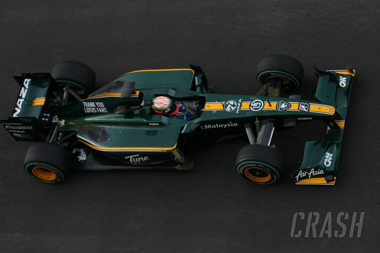 , , Vladimir Arabadzhiev (BUL), Lotus F1 Team