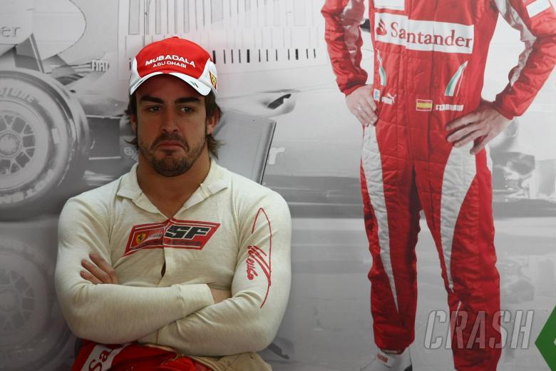 Fernando Alonso (ESP), Scuderia Ferrari
