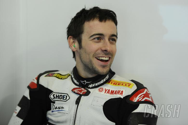 Laverty, Portuguese January WSBK Test 2011