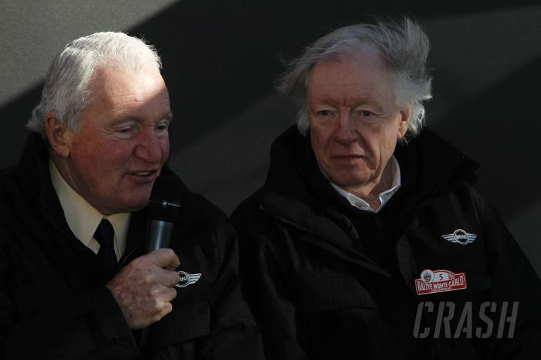 Rauno Aaltonen and Paddy Hopkirk