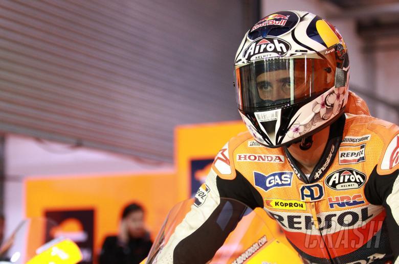 Dovizioso, Qatar MotoGP tests, March 2011
