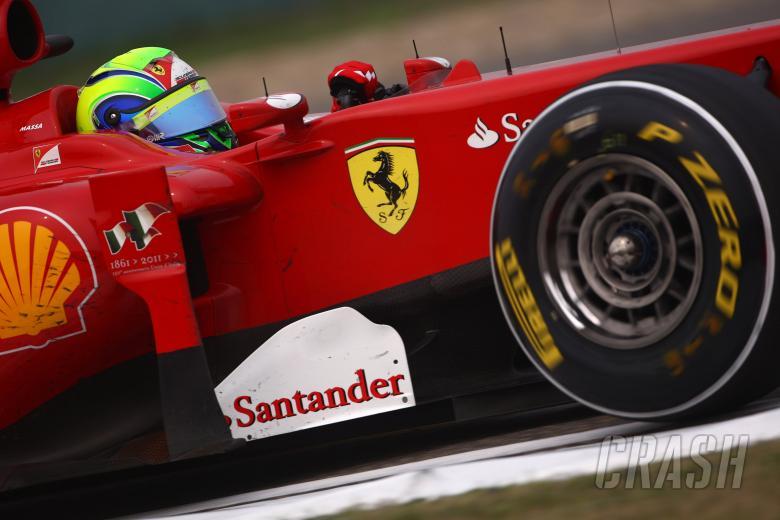 ,  - 15.04.2011- Friday Practice 2, Felipe Massa (BRA), Scuderia Ferrari, F-150 Italia