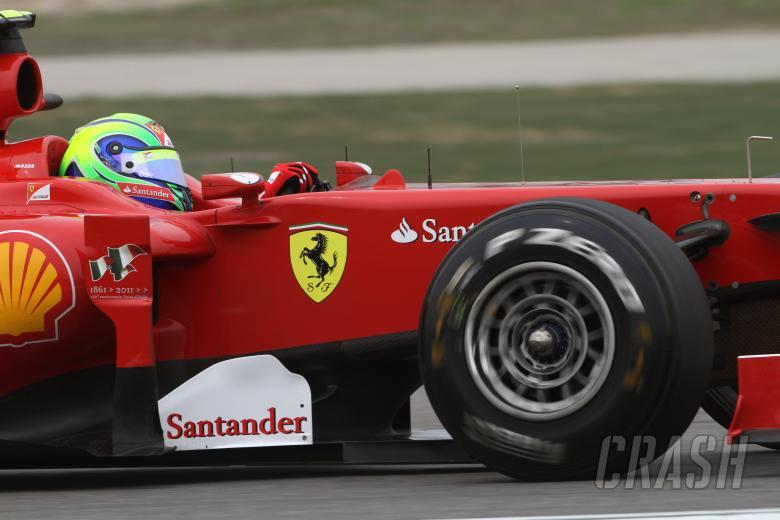 , , 16.04.2011- Saturday, Felipe Massa (BRA), Scuderia Ferrari, F-150 Italia
