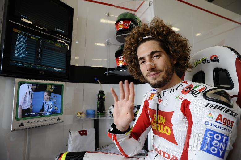 Simoncelli, Portuguese MotoGP 2011