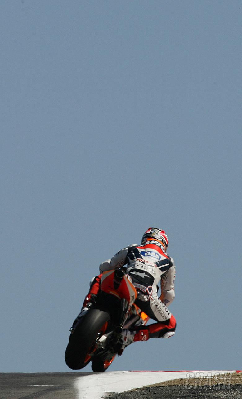 Hayden, US MotoGP, 2005