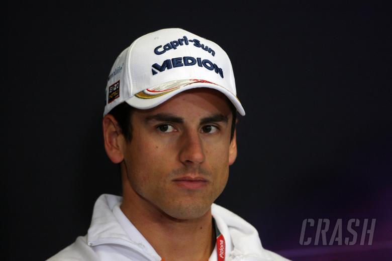 , , 05.05.2011- Press conference, Adrian Sutil (GER), Force India F1 Team, VJM04