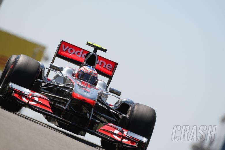 07.05.2011- Qualifying, Jenson Button (GBR), McLaren  Mercedes, MP4-26