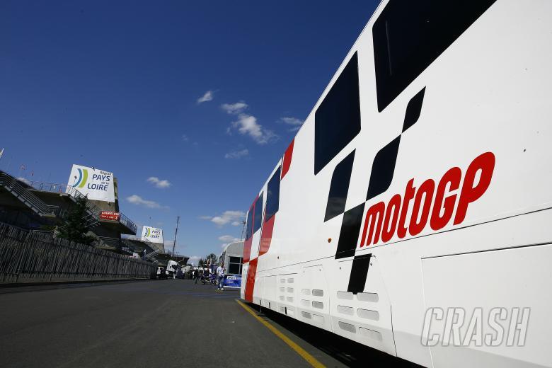 DORNA truck, French MotoGP 2011