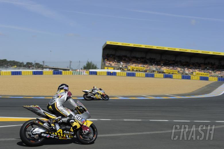Redding, French Moto2 2011