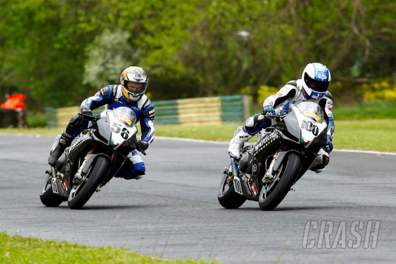 Jenny Tinmouth, Hudson Kennaugh - Splitlath Aprilia [pic credit: Ian Hopgood]